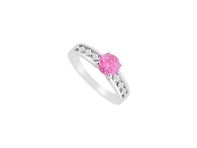Diamond Wedding Band 14K White Gold 0.25 CT Diamonds