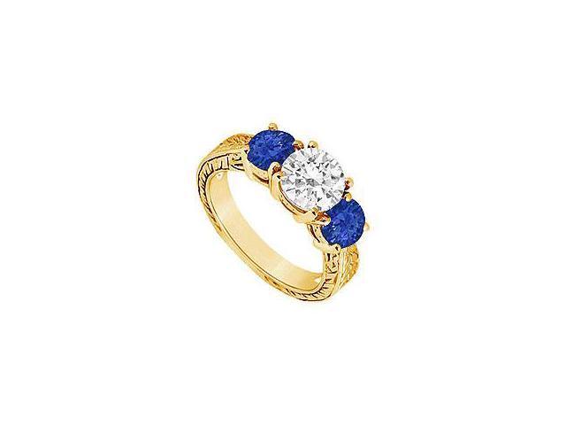 Peridot and Diamond Ring 14K White Gold 1.00 CT TGW