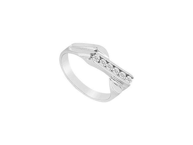 Aqua Chalcedony and Diamond Rope Ring 14K White Gold 10.50 CT TGW