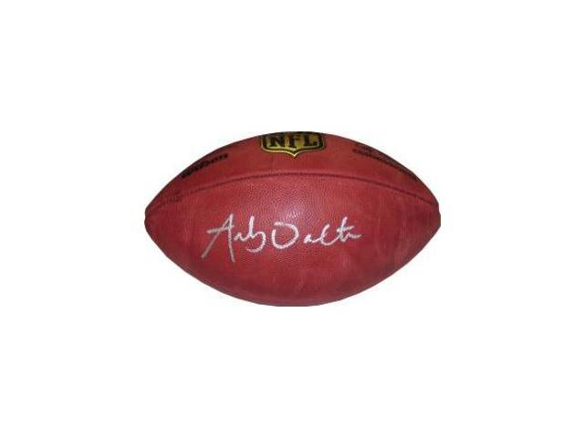 Andy Dalton signed Official NFL New Duke Football