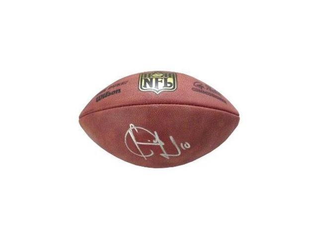 Vince Young signed Official NFL Duke Football