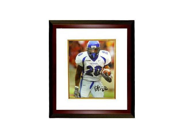 DeAngelo Williams signed Memphis Tigers 8x10 Photo Custom Framed
