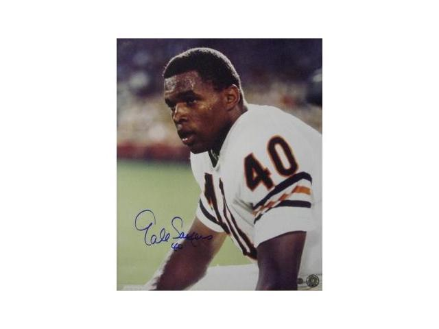 Gale Sayers signed Chicago Bears 16x20 Photo- Sayers Hologram