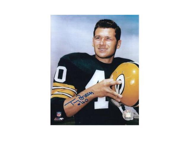 Tom Brown signed Green Bay Packers 8x10 Photo