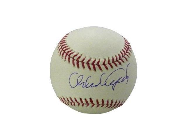 Orlando Cepeda signed Official Major League Baseball- Tri Star Hologram