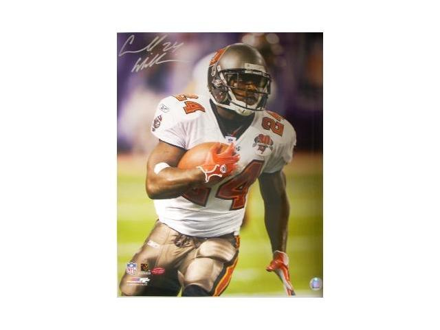 Carnell Williams signed Tampa Bay Bucaneers 16x20 Photo- Williams Hologram