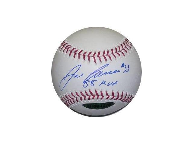 Jose Canseco signed Official Major League Baseball 88 MVP- Upper Deck Hologram