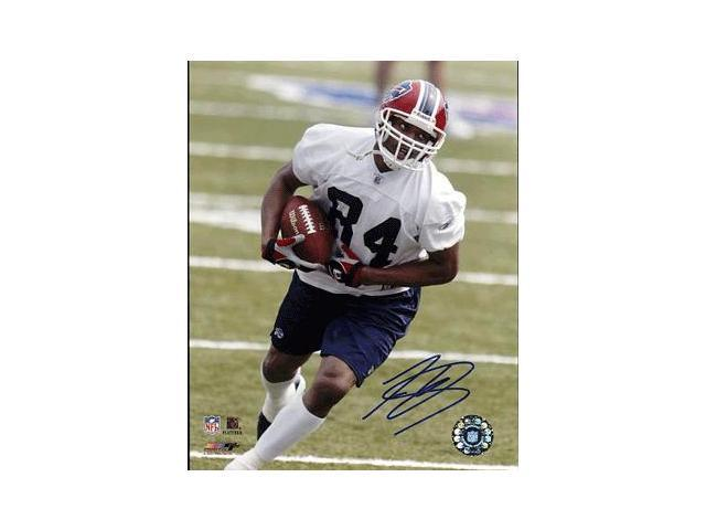 Lee Evans signed Buffalo Bills 8x10 Photo