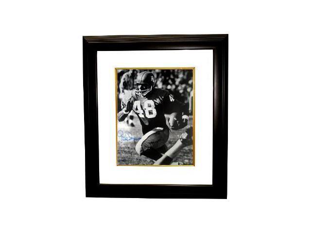 Gale Sayers signed Kansas Jayhawks 16x20 Photo Custom Framed