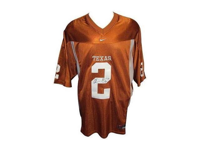 Chris Simms signed Texas Longhorns Nike Official Jersey
