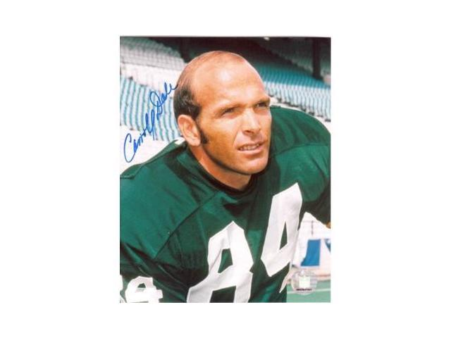 Carroll Dale signed Green Bay Packers 8x10 Photo