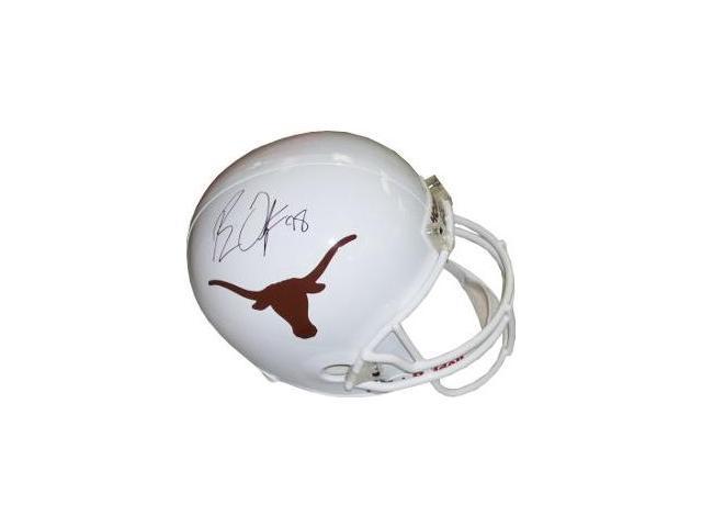 Brian Orakpo signed Texas Longhorns Full Size Replica Helmet