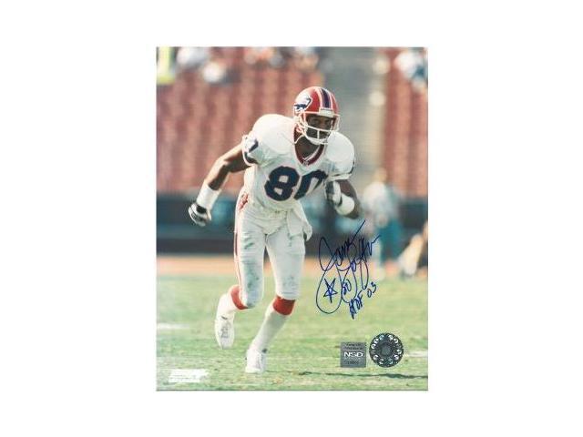 James Lofton signed Buffalo Bills 8x10 Photo HOF 03