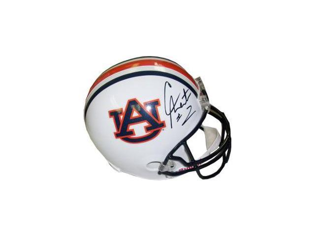 Cam Newton signed Auburn Tigers Full Size Replica Helmet- PSA DNA Hologram