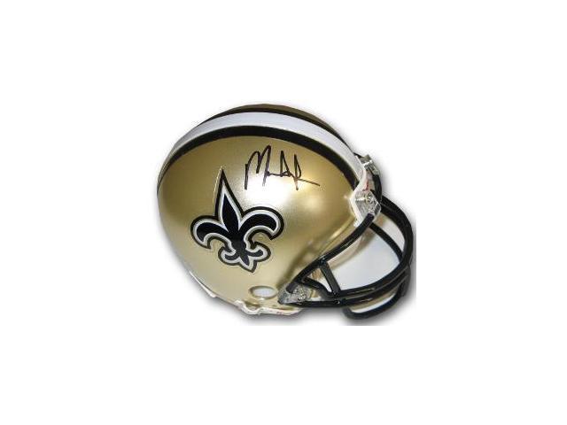 Mark Ingram signed New Orleans Saints Replica Mini Helmet- Ingram Hologram