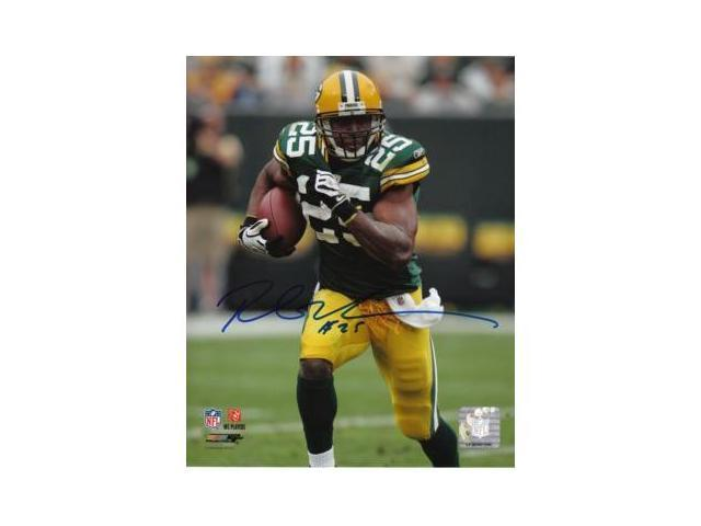 Ryan Grant signed Green Bay Packers 8x10 Photo