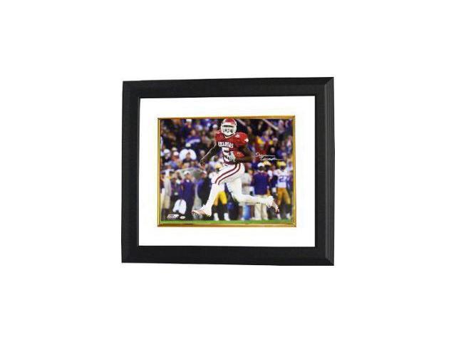 Darren McFadden signed Arkansas Razorbacks 16x20 Photo Custom Framed- McFadden Hologram