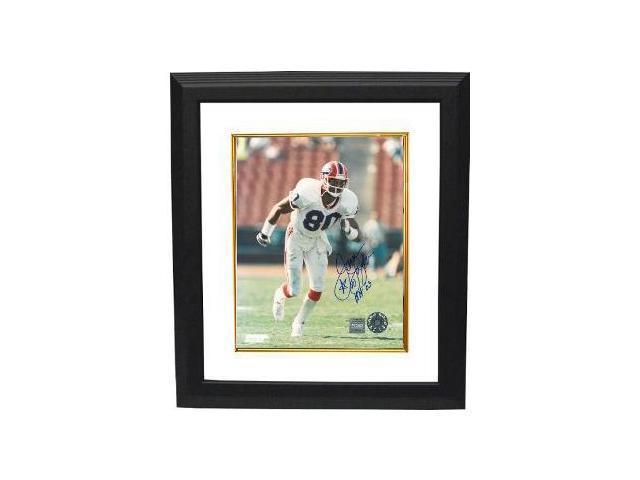 James Lofton signed Buffalo Bills 8x10 Photo HOF 03 Custom Framed