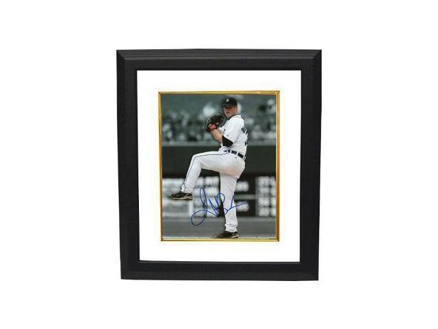 Jeremy Bonderman signed Detroit Tigers 8x10 Photo Custom Framed