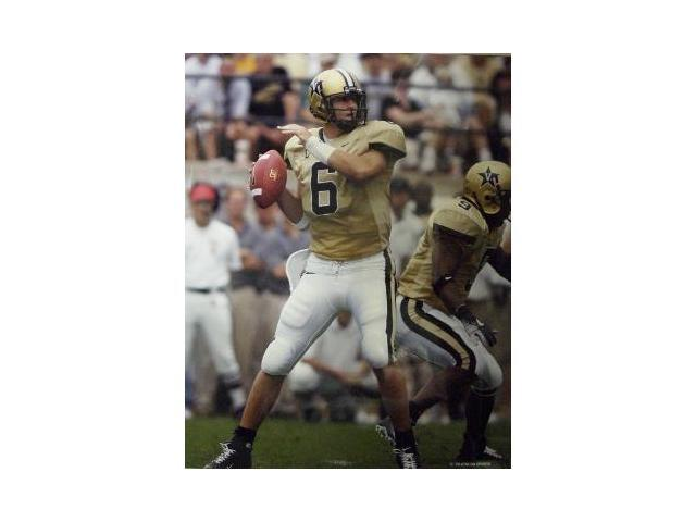 Jay Cutler unsigned Vanderbilt Commodores 16x20 Photo