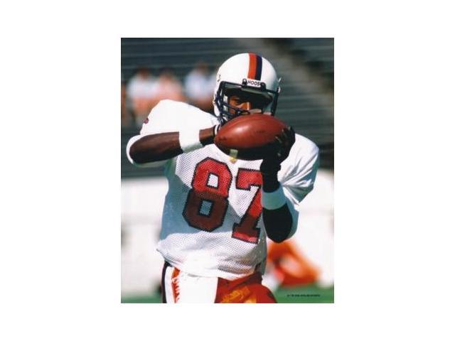 Herman Moore unautographed Virginia Cavaliers 8x10 Photo