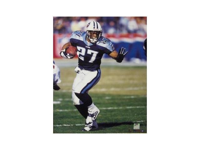 Eddie George unsigned Tennessee Titans 16x20 Photo