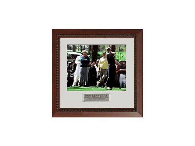 Jack Nicklaus unsigned 16x20 Framed w/Palmer & Woods