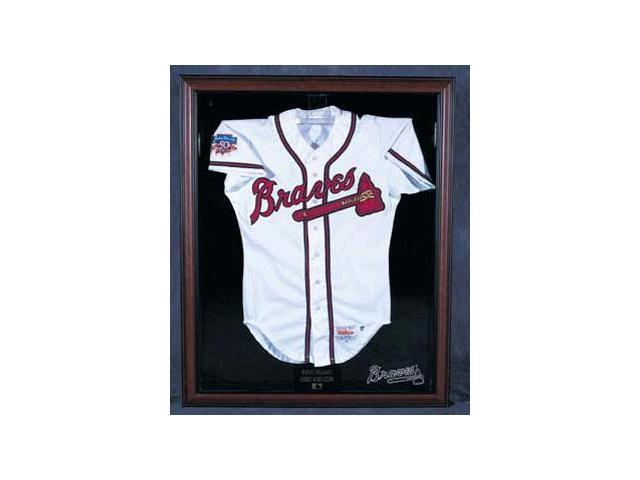 Jersey Engraved Deluxe Display Case