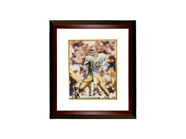 Cade McNown signed UCLA Bruins 8x10 Photo Custom Framed