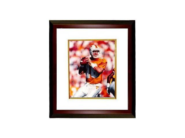Framing for 8X10- Custom White Mat and Premium Mahogany Frame