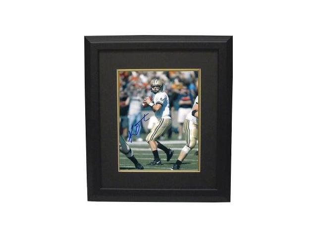 Kyle Orton signed Purdue Boilermakers 8x10 Photo Custom Framed