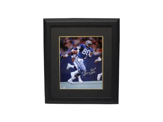 Tony Hill signed Dallas Cowboys 8x10 Photo Custom Framed