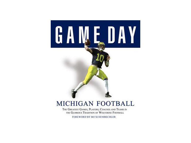 Michigan Wolverines Football Game Day Book Athlon Sports