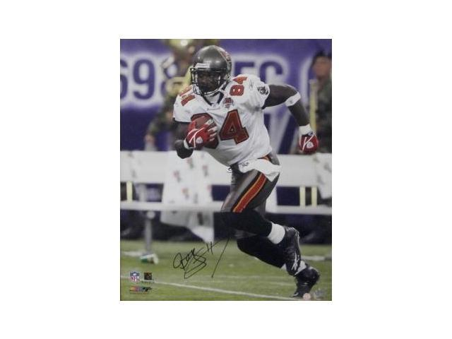 Joey Galloway signed Tampa Bay Bucaneers 16x20 Photo