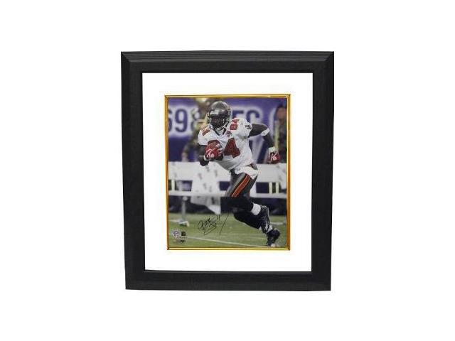 Joey Galloway signed Tampa Bay Buccaneers 16x20 Photo Custom Framed