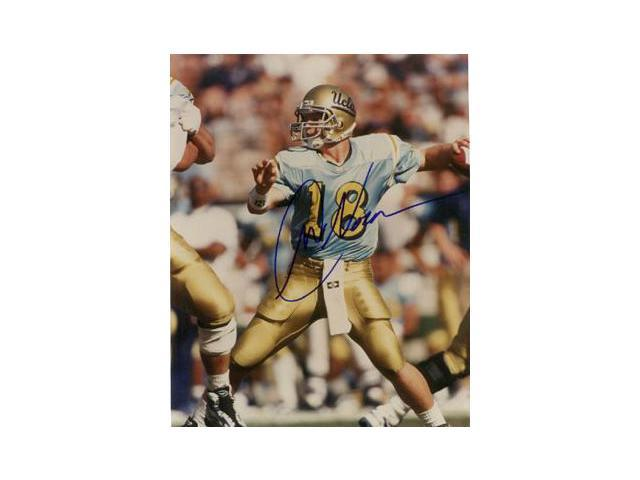 Cade McNown signed UCLA Bruins 8x10 Photo