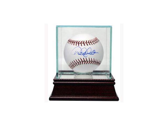 Baseball 1-Ball Glass Deluxe Display Case
