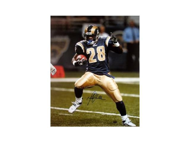 Marshall Faulk signed St. Louis Rams 16x20 Photo- Faulk Hologram