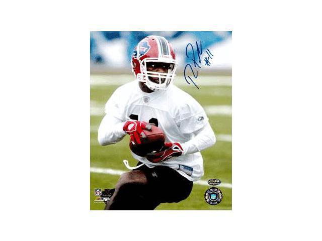 Roscoe Parrish signed Buffalo Bills 8x10 Photo