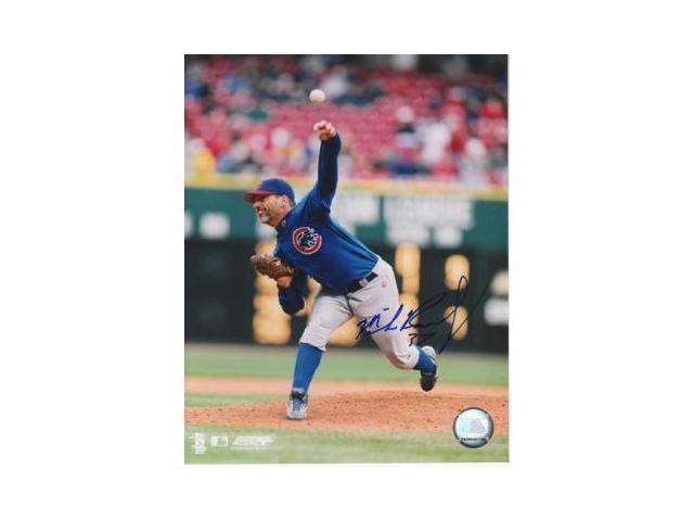 Mike Remlinger signed  Chicago Cubs 8x10 Photo