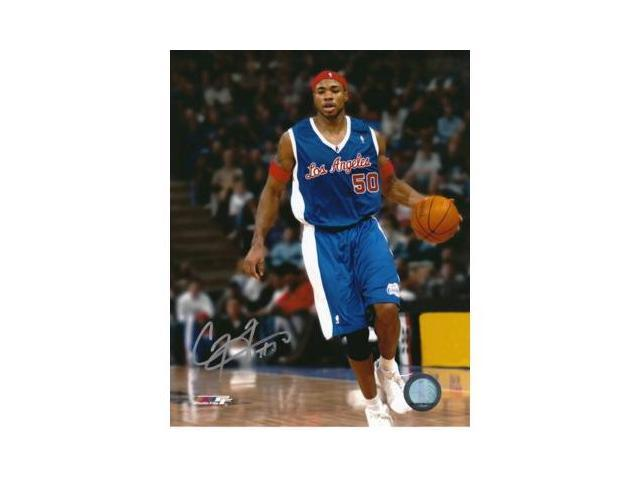 Corey Maggette signed LA Clippers 8x10 Photo