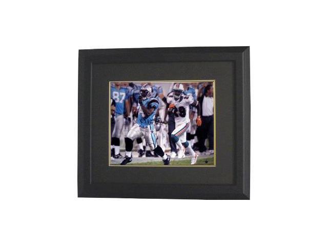 DeAngelo Williams signed Carolina Panthers 16X20 Photo Custom Framed