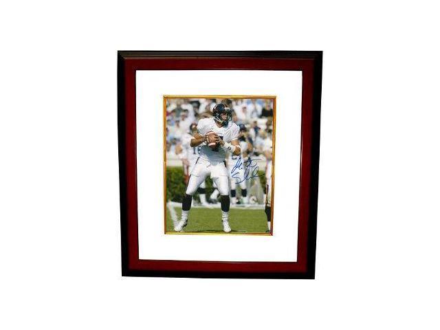 Matt Schaub signed Virginia Cavaliers 8x10 Photo Custom Framed
