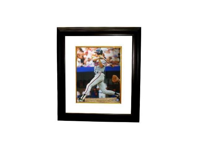 Dale Murphy signed Atlanta Braves 16x20 Photo Custom Framed