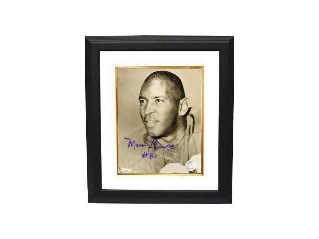Marv Fleming signed Green Bay Packers 8x10 Photo Custom Framed