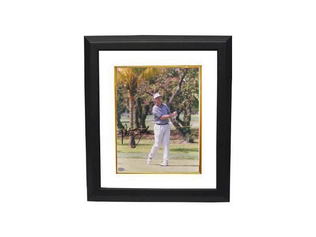 Peter Jacobsen signed 8x10 Photo Custom Framed