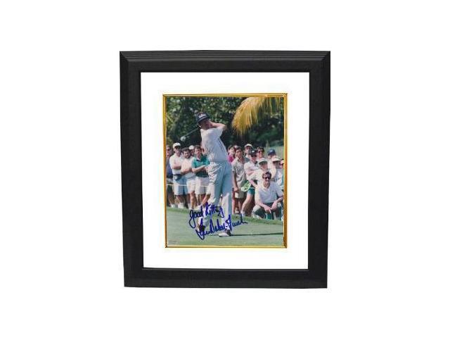 Ian Baker Finch signed 8x10 Photo Custom Framed- Mounted Hologram