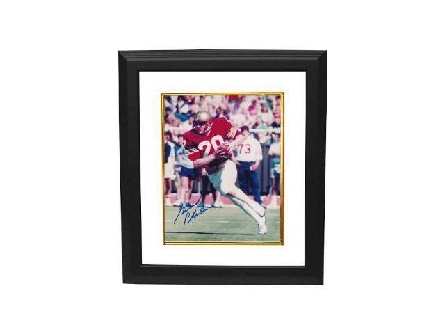 Gerard Phelan signed Boston College 8x10 Photo Custom Framed