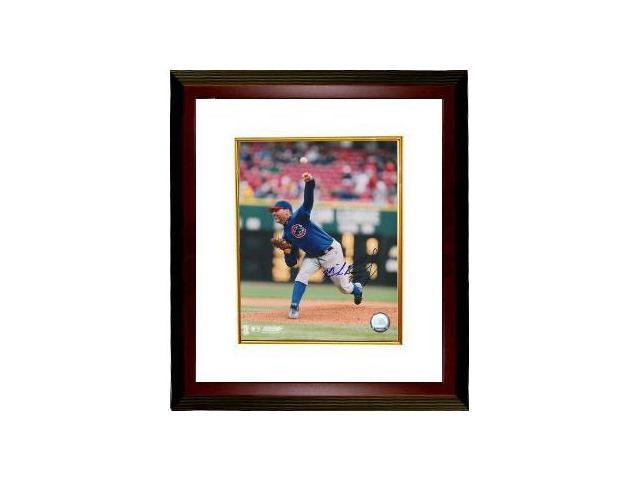 Mike Remlinger signed Chicago Cubs 8x10 Photo Custom Framed