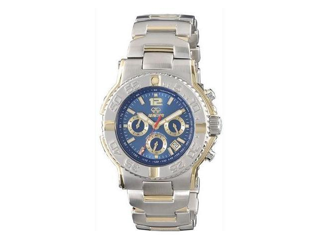 Reactor Men's Critical Mass - C Chronograph Two - Tone Watch